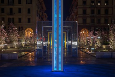 Piazza Verdi, La Spezia