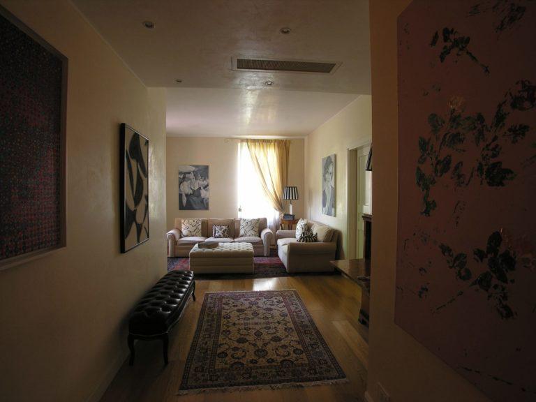 Dettaglio di interno. Ristrutturazione di appartamento a Prato