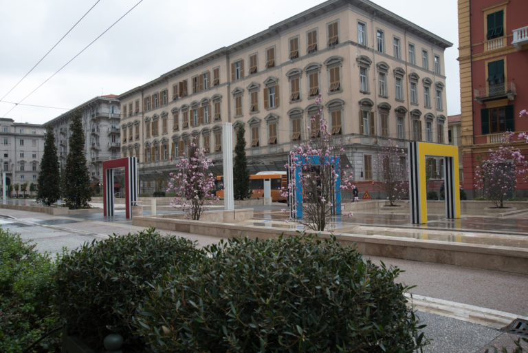 Progettazione di spazi pubblici con verde a La Spezia