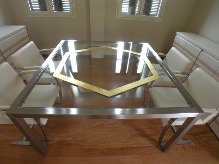 Tavolino. Disegno di elementi di arredo su misura Firenze Toscana