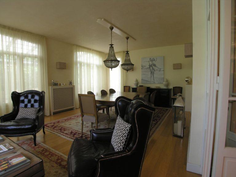Sala. Ristrutturazione di appartamento a Prato