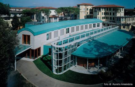 Padiglione emodialisi ospedale Pistoia