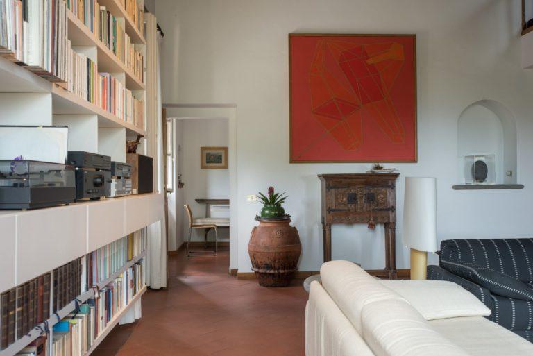 Interno di appartamento in villa a Maiano
